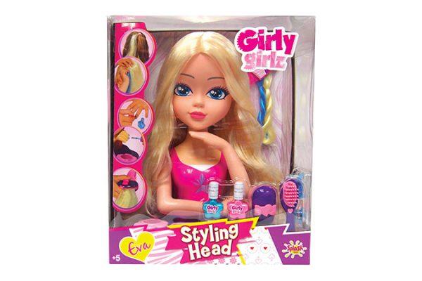 Eva Styling Head