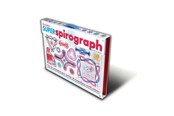 Super Spirograph