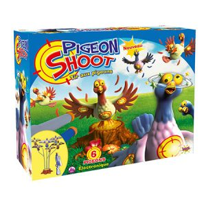 Dizzy Pigeon - 6 Pigeons