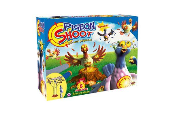 Tir Aux Pigeons -   6 Pigeons