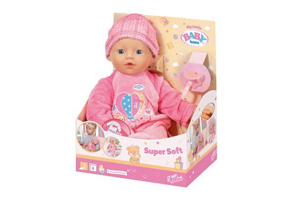 My Little Baby Born Super Soft