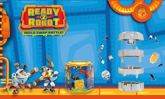 Nouvelle marque: Ready2Robot