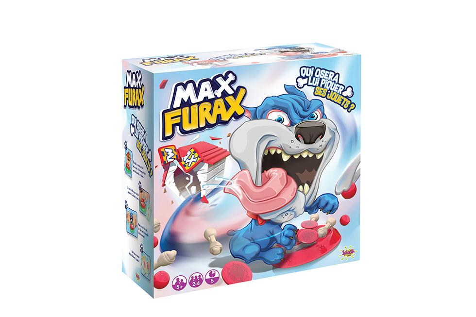 Max Furax - Jeux d'action