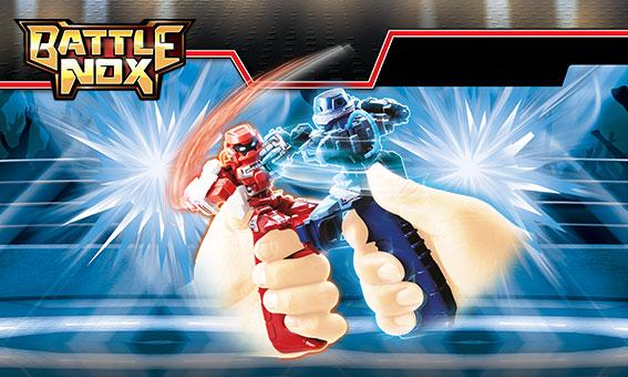 Bientôt sur le site : Battle Nox