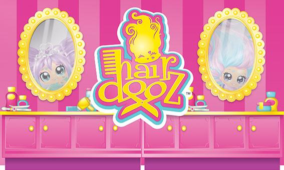 Hairdooz, des poupées trop stylées !