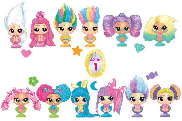 Collection Hairdooz série 1