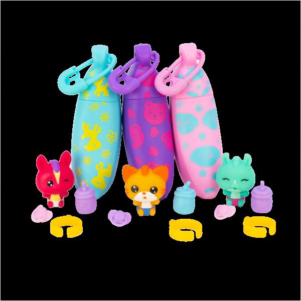 Bunch of 3 Babies