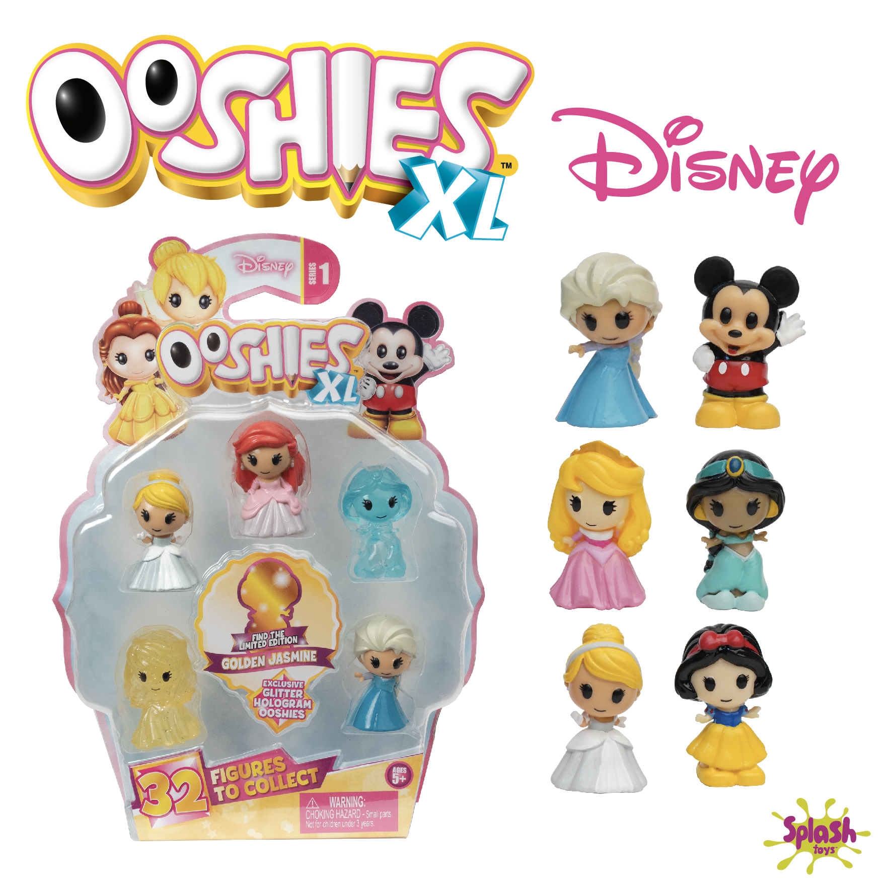 Ooshies XL - Disney