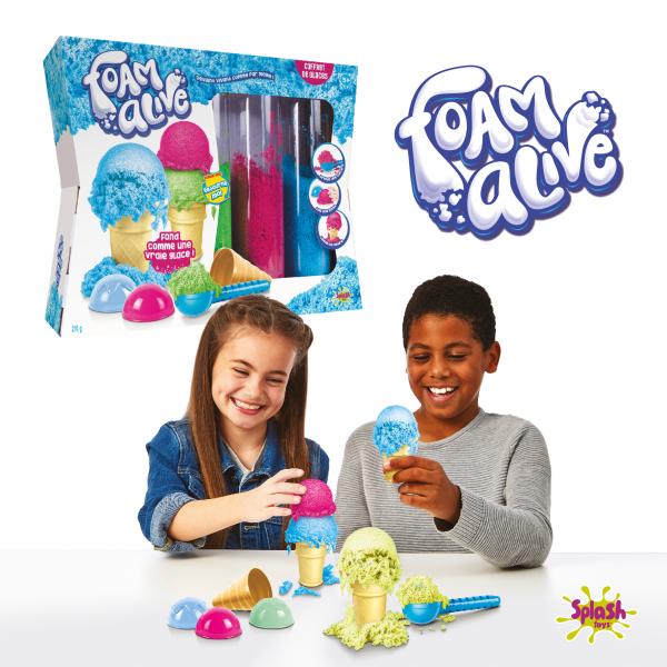 Foam Alive - Pack Glace