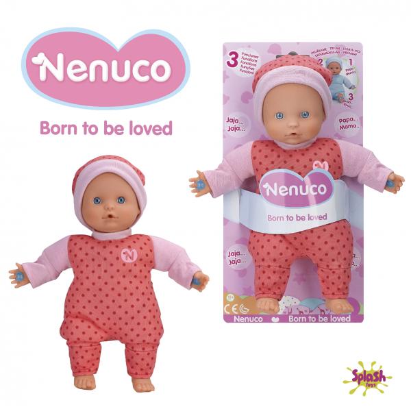 NENUCO - 3 Fonctions