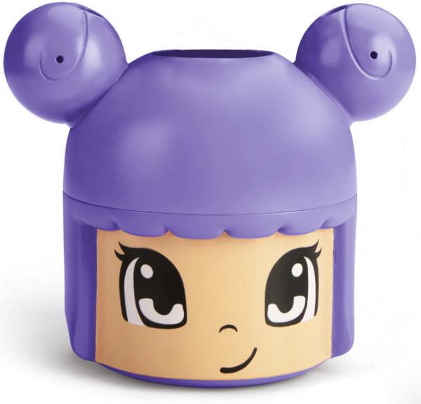 Pinypon Lil'Head Surprise - Violet