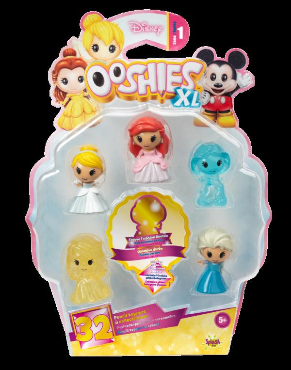 Pack de 6 XL Disney