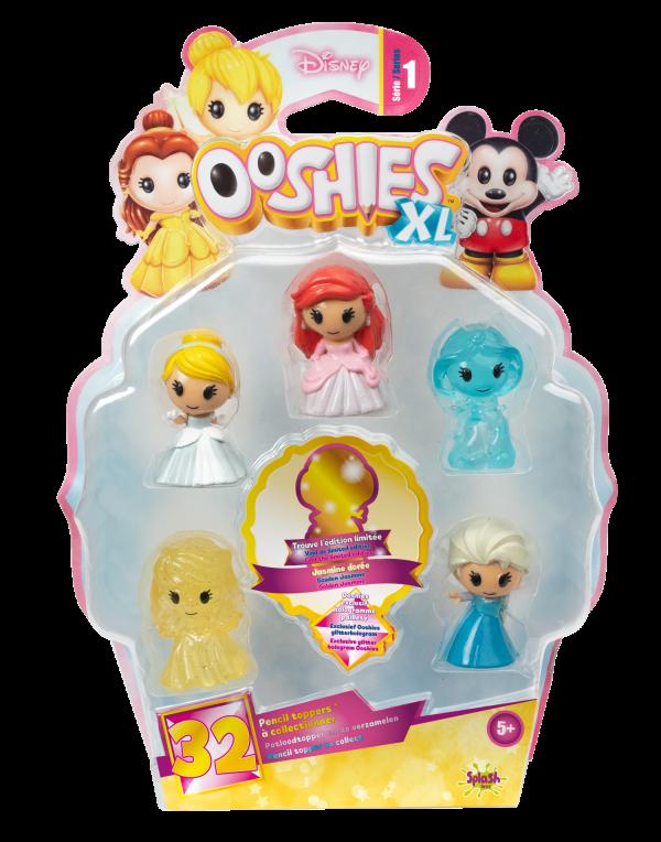 Disney Ooshies XL 6 Pack - Pack A Splash