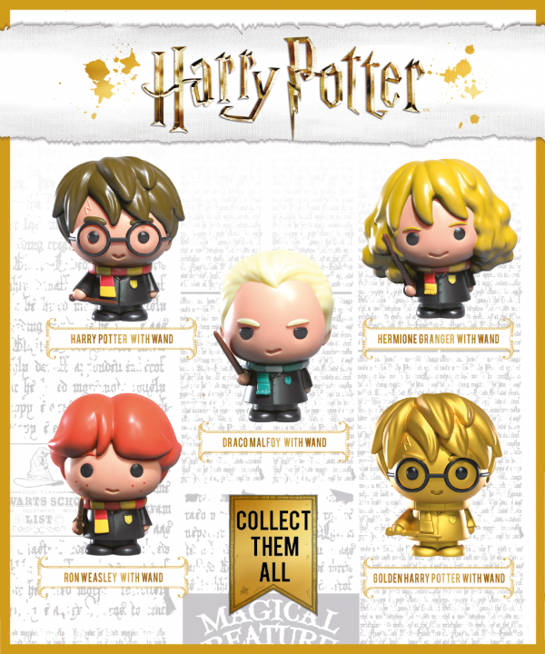 Ooshies - Harry Potter Collection