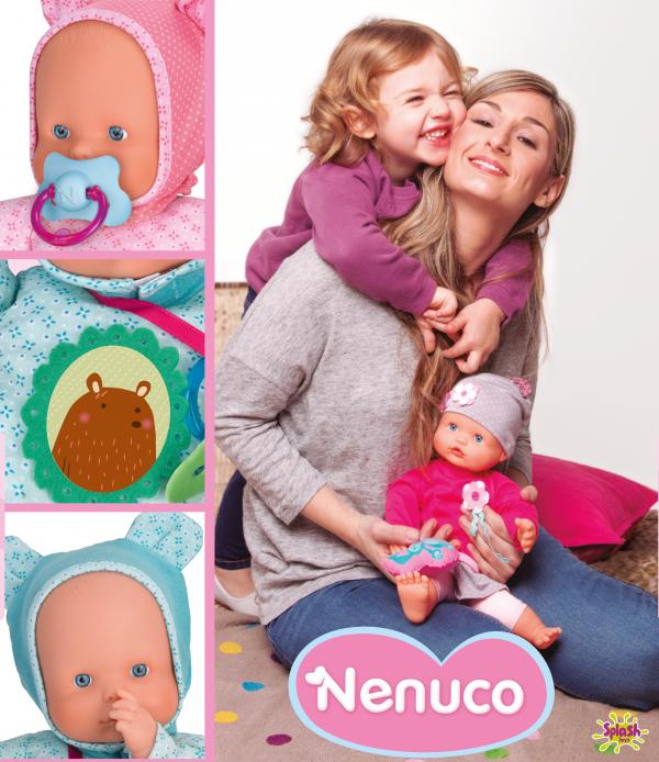 NENUCO - 5 fonctions