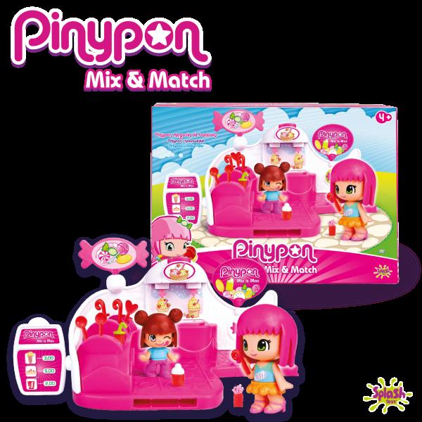 Pinypon - Magasin de bonbons