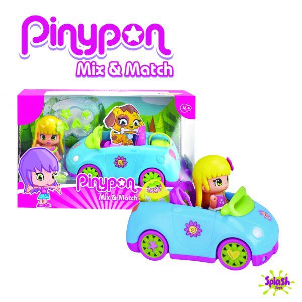 Pinypon voiture