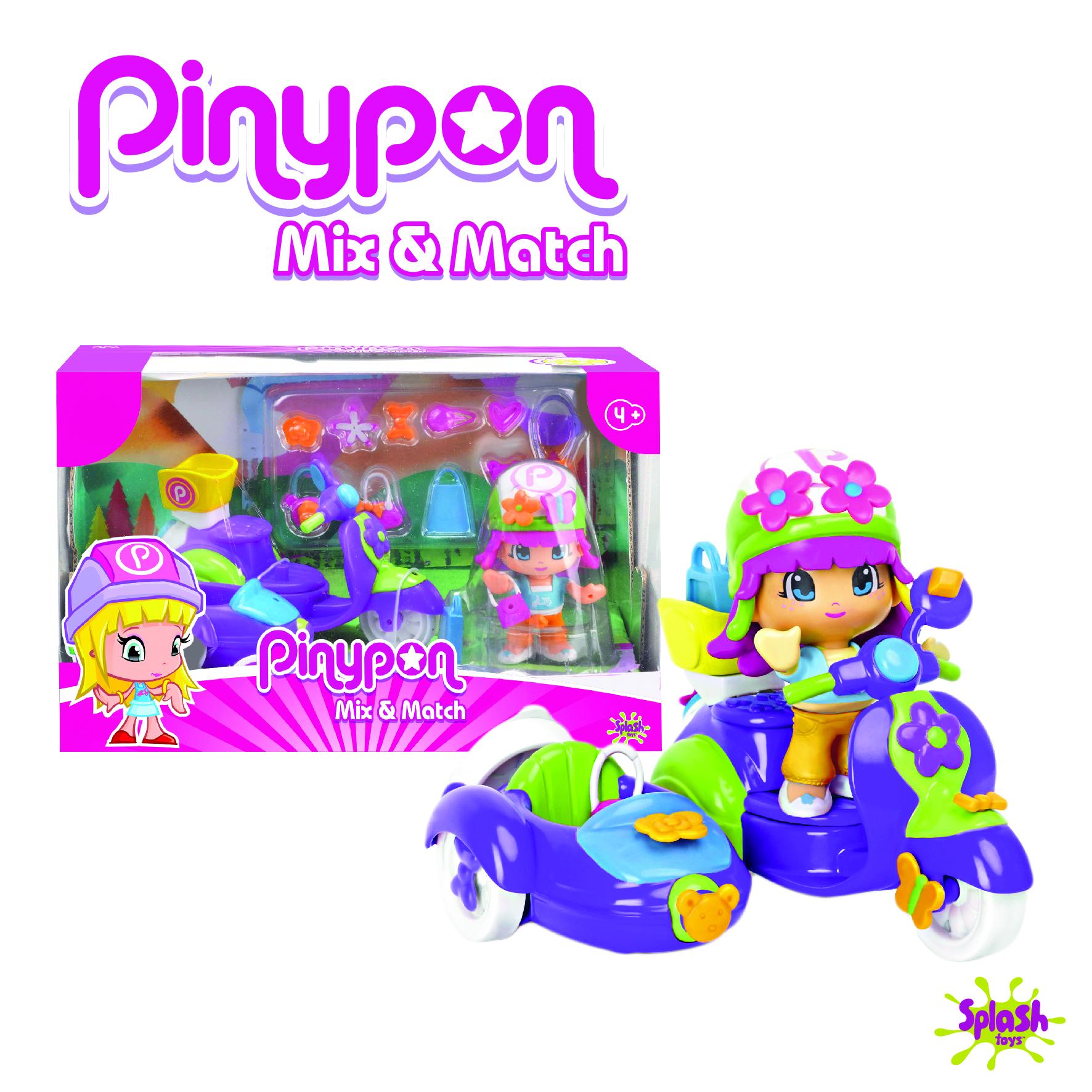 pinypon_Plan de travail 1_scooter
