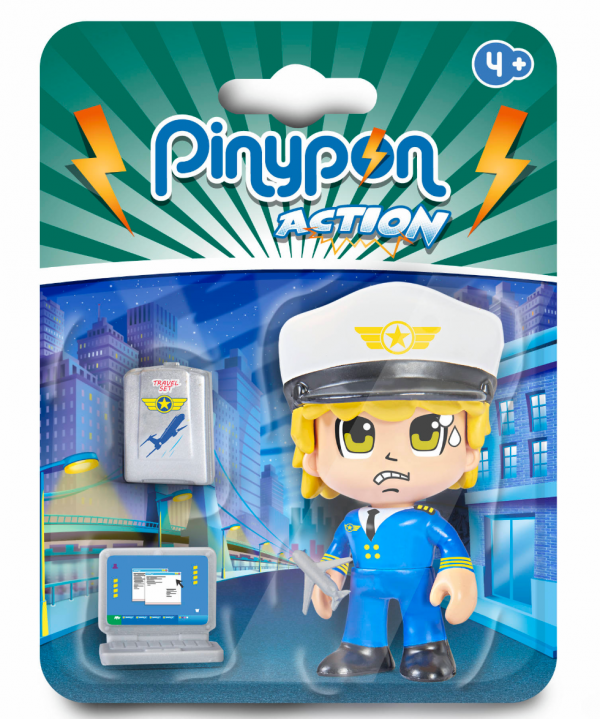 Pinypon Action 1 figurine