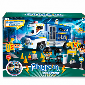 Pinypon Action Fourgon police