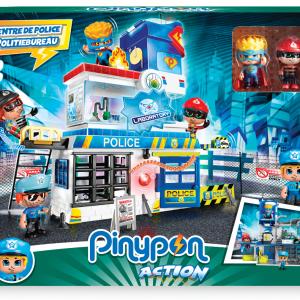 Pinypon Action Poste de police
