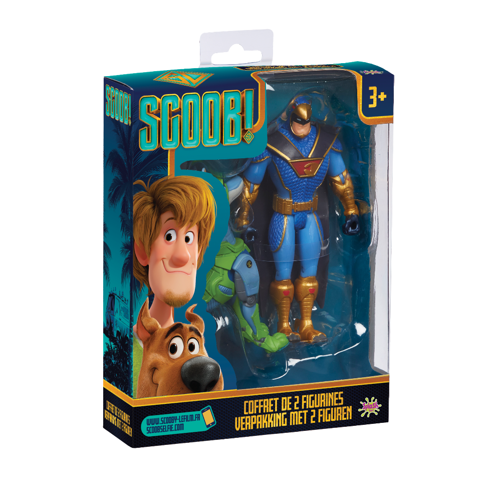 Scooby-Doo Double pack