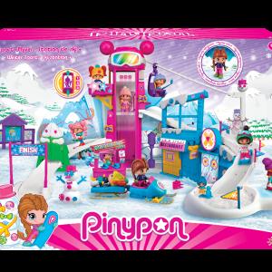 Pinypon Sport d'hiver Station de ski