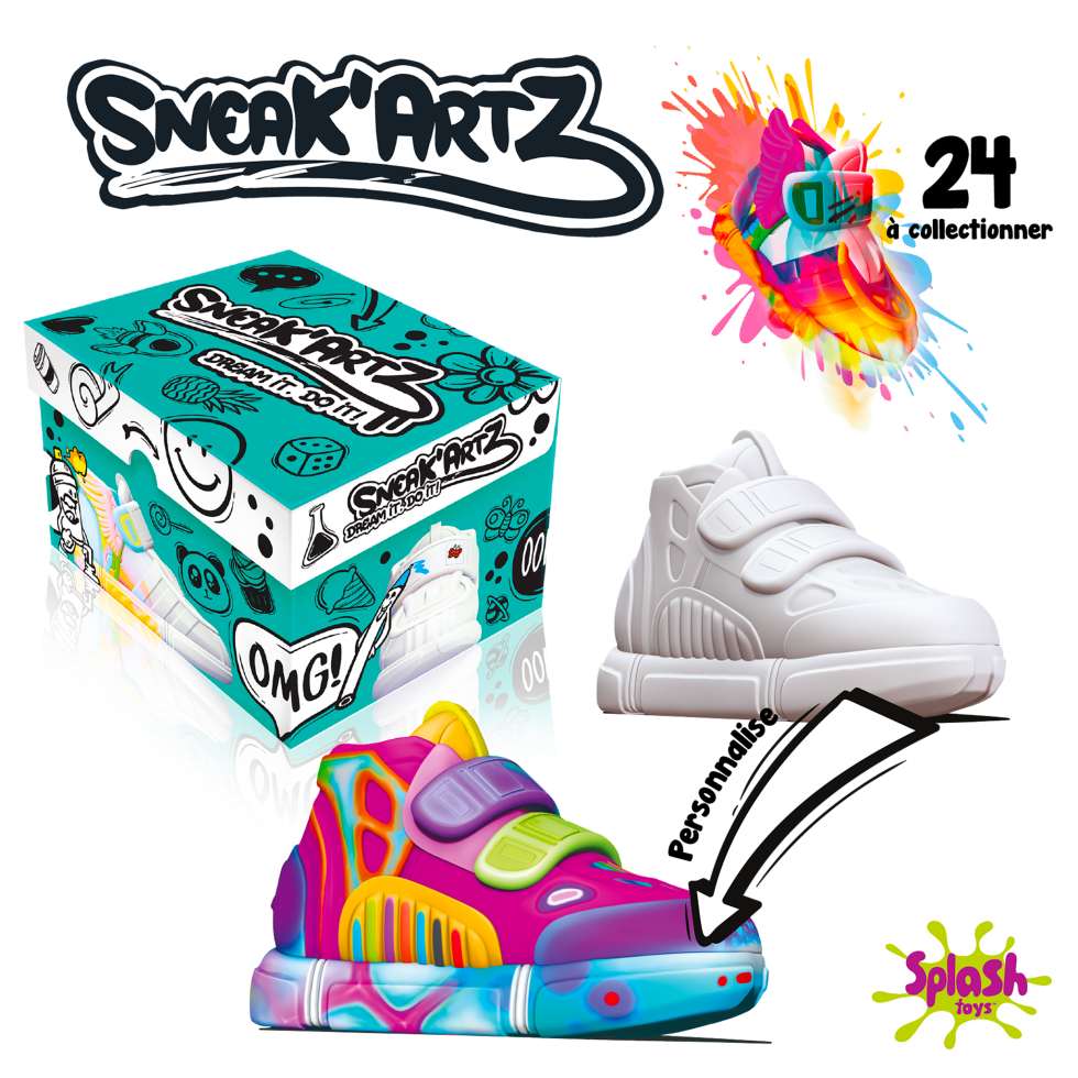 Sneak'Artz – ShoeBox